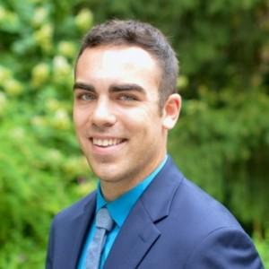 Kraig Cook, Pride Foundation's first fellow.