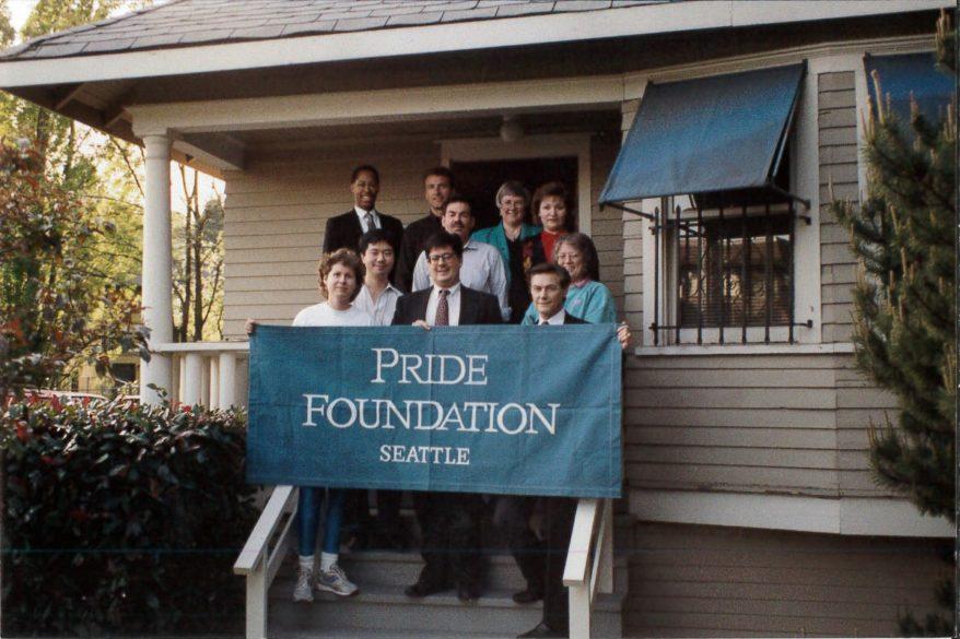 1992 Pride Foundation Board Of Directors